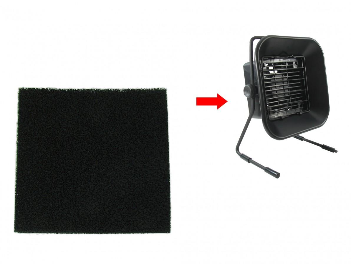 Filtro para exaustor de fumaça - Best 493V