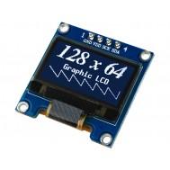 "Display OLED 0.96"" I2C 128x64 Branco para Arduino"