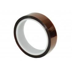 Fita Kapton de Poliamida Resistente a Altas Temperaturas - 25mm x 33m