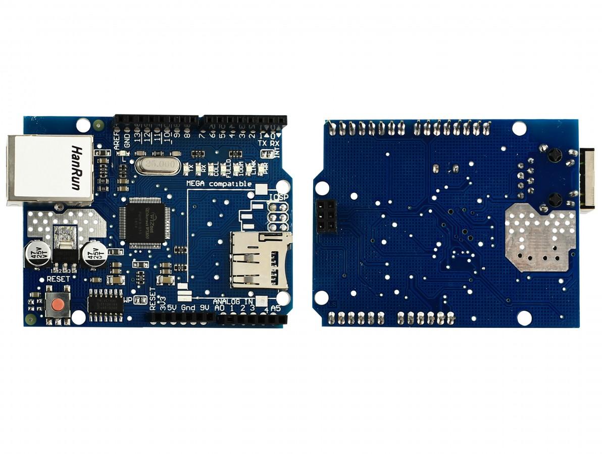 Ethernet Shield R3 W5100 para Arduino