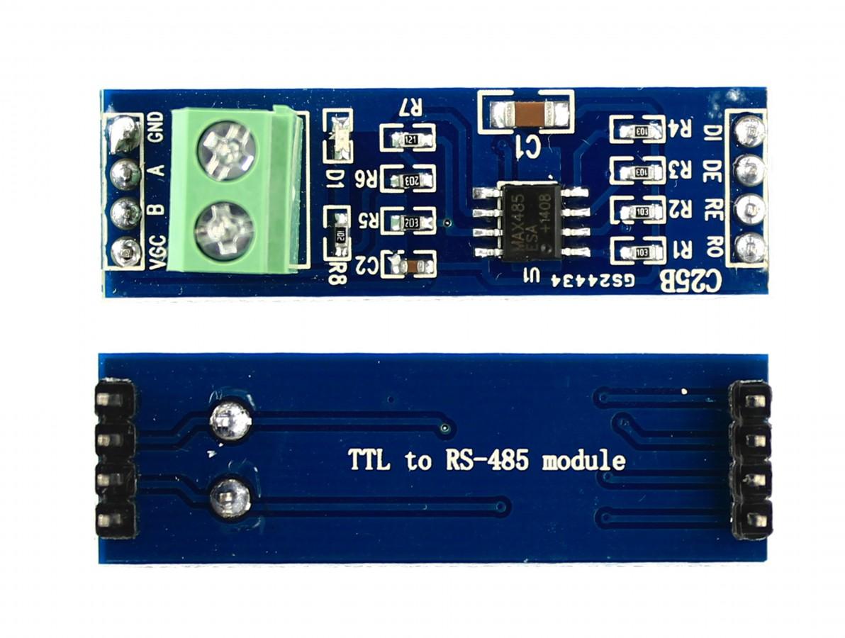 MODULO TTL  RS485 PARA ARDUINO