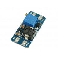 Regulador de Tensão Ajustável  MT3608 Conversor Dc Step Up (para mais) - 2,5V a 28V