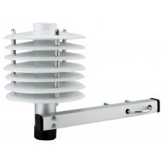 Alojamento do Sensor de Temperatura e Umidade para Estação Meteorológica