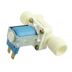 Válvula Solenoide para Água 12V NF 180° (1/2 x 1/2)