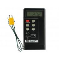 Termômetro Digital com Sensor Termopar Tipo K - TES1310