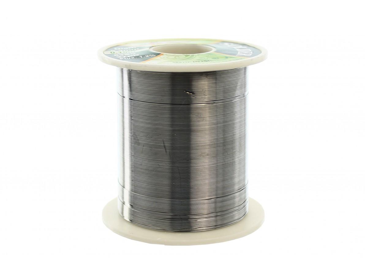 Estanho para solda / Fio de solda 0.5mm super fino - Rolo de 90g - Yaxun