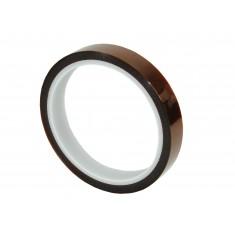 Fita Kapton de Poliamida Resistente a Altas Temperaturas - 15mm x 33m