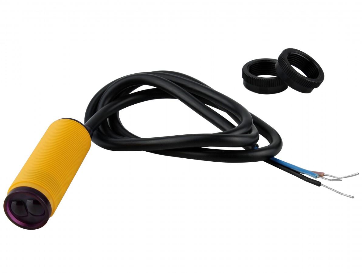 Sensor de Proximidade E18-D80NK Infravermelho NPN