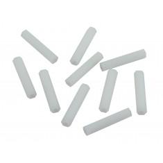 Espaçador Plástico Sextavado em Nylon M3 x 30mm PCB - Fêmea x Fêmea - Kit com 10 unidades