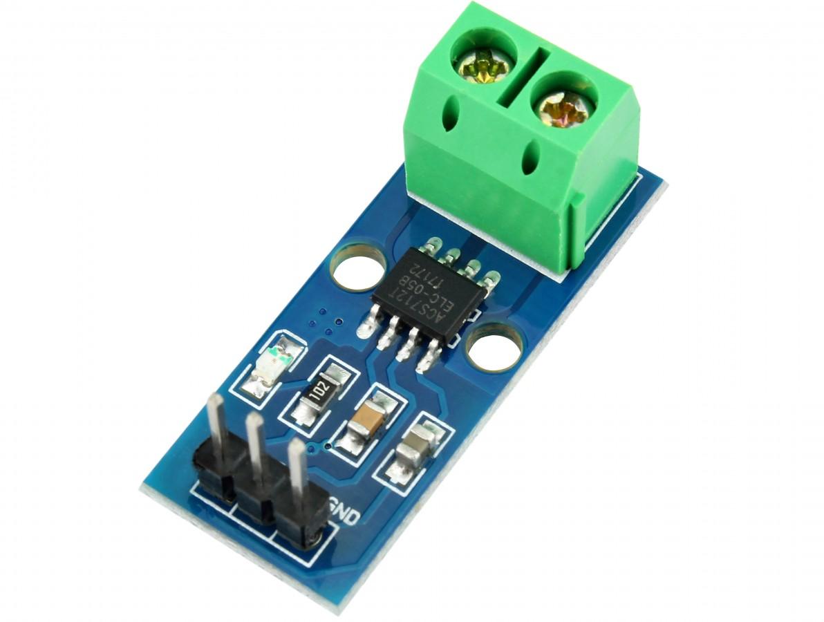 Sensor de Corrente AC / DC 5A para Arduino