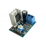 Mini Amplificador de Som TDA2030A Mono 1 Canal 18W