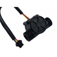 Sensor de Fluxo de Água YF-S201 G1/2 1-30 l/min