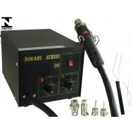 Estação de Retrabalho com Ar Quente ESD SAFE - HK-850 ESD 220V