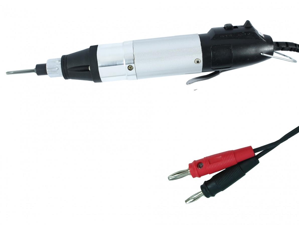 Parafusadeira elétrica com conector banana ideal para trabalhos minuciosos e de precisão - XB800B