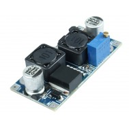 Regulador de Tensão Ajustável XL6009 Conversor Dc Step Up (para mais) e Down (para menos) - 1,25V a 30V