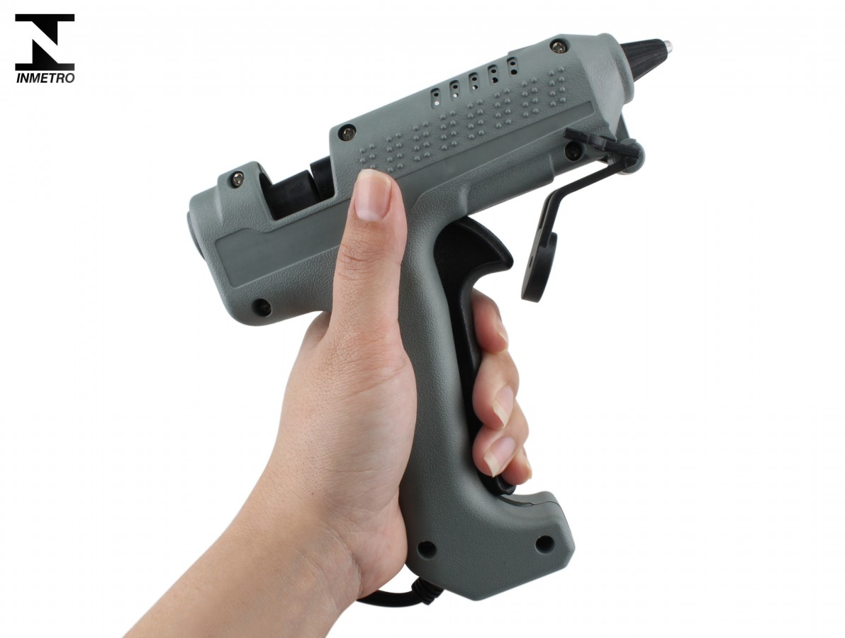 Pistola de cola quente Hikari 80W - HK HM 80 - Bivolt