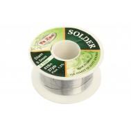 Estanho para Solda / Fio de Solda 0.3mm Super Fino - Rolo de 40g - Yaxun