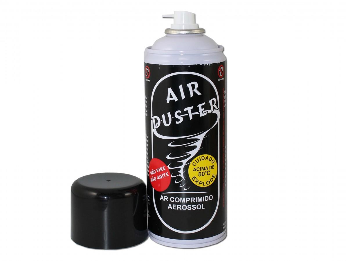 Spray Ar Comprimido Lata 164ml - Implastec Air Duster