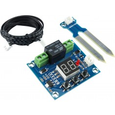 Controlador de Umidade do Solo com Relé 20 a 99% RH XH-M214