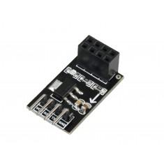 Adaptador para Módulo WiFi ESP8266 ESP-01 - UN105
