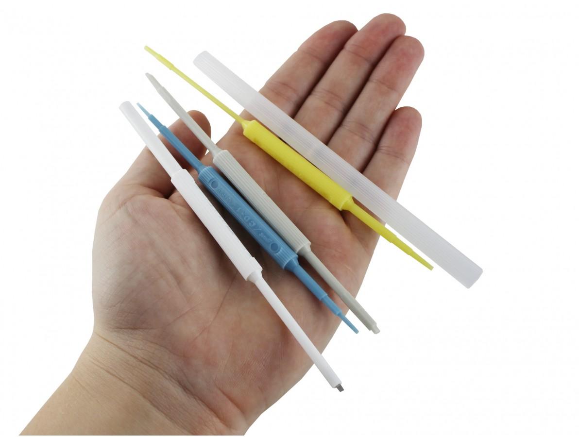 Kit de chaves plásticas para calibragem de circuitos eletrônicos - Goot CD 10