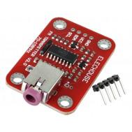 Módulo Transmissor de Rádio FM para Arduino - V2.0