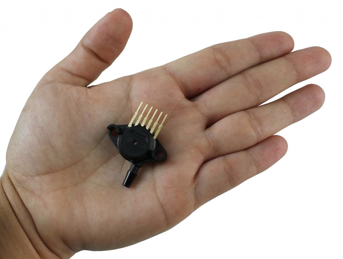 Sensor de Pressão Absoluta para Arduino - MPX5700AP