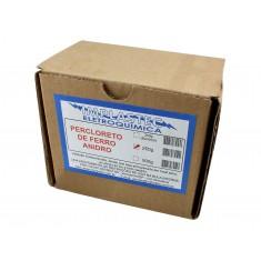 Percloreto de Ferro Anidro / Cloreto Férrico para diluição 250g - Implastec