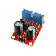 Módulo Gerador de Pulso Frequência NE555 para Arduino - 1Hz a 200kHz