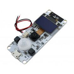 """TTGO T-CAMERA ESP32 com Display Oled 0,96"""" e Sensor PIR + Câmera OV2640 IoT"""
