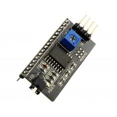 Módulo Adaptador I2C (IIC) / Conversor para LCD 16X2 e 20X4