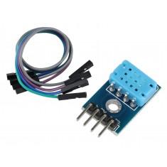 Módulo Sensor de Umidade e Temperatura DHT12 + Jumpers