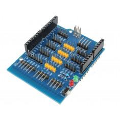 Base Shield Arduino / Expansor de Entradas e Saídas V1.1