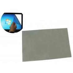 """Película Polarizada Linear 24"""" para LCD de Monitores, Tvs, iPhones, Smartphones e GPS"""