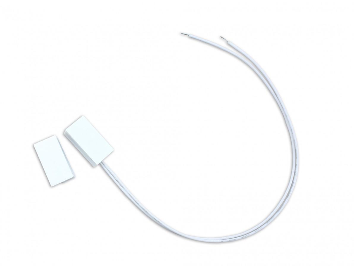 Sensor magnético Sobrepor com fio para portas e janelas