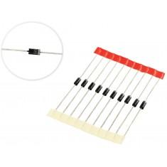 Diodo Retificador 1N4007 - Kit com 10 unidades