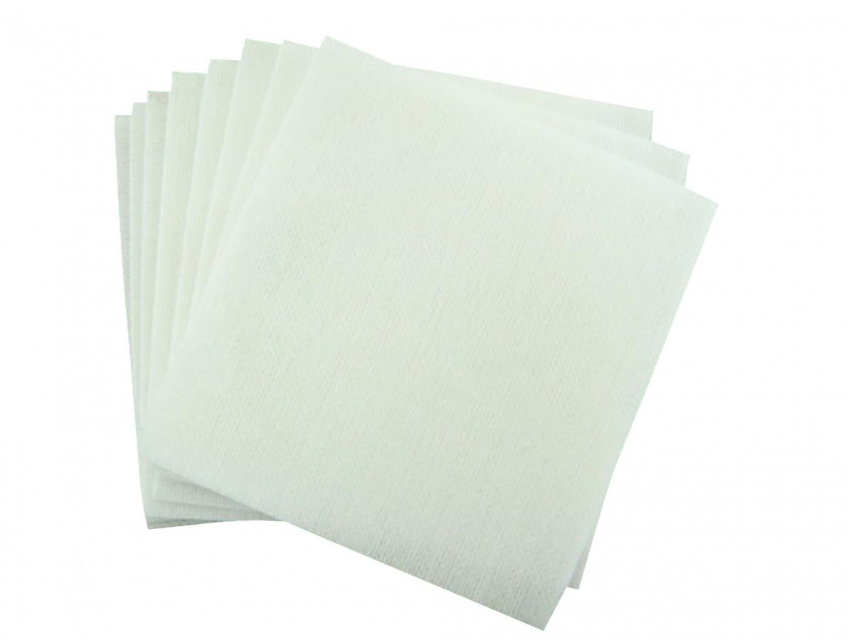 Flanela para Limpeza e Polimento 22 x 22cm (150 und) - MAXCLEAN