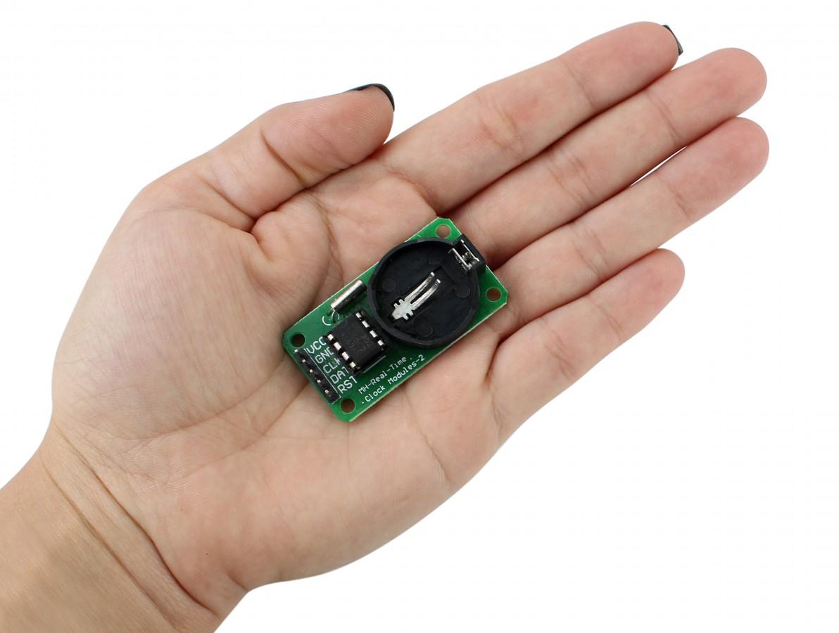 Módulo Relógio Tempo Real para Arduino DS1302