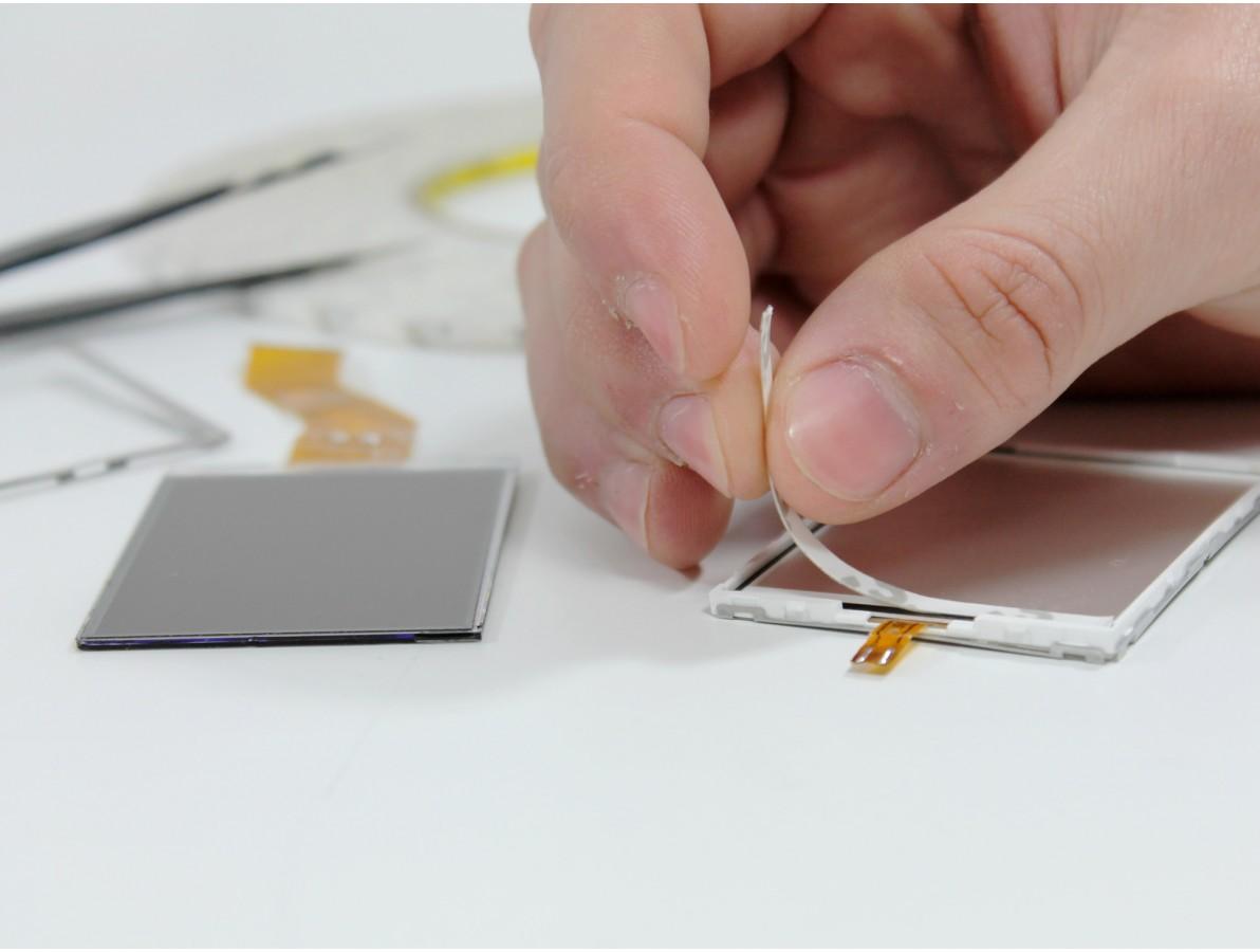 Fita dupla face 5mm para fixação de LCD's, Touchscreen, Backlight, entre outros - 3M