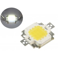 Super LED Branco de Alto Brilho 10W - Epistar