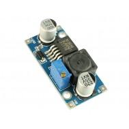 Regulador de Tensão Ajustável XL6009 Conversor Boost Step Up (para mais) - 6V a 35V