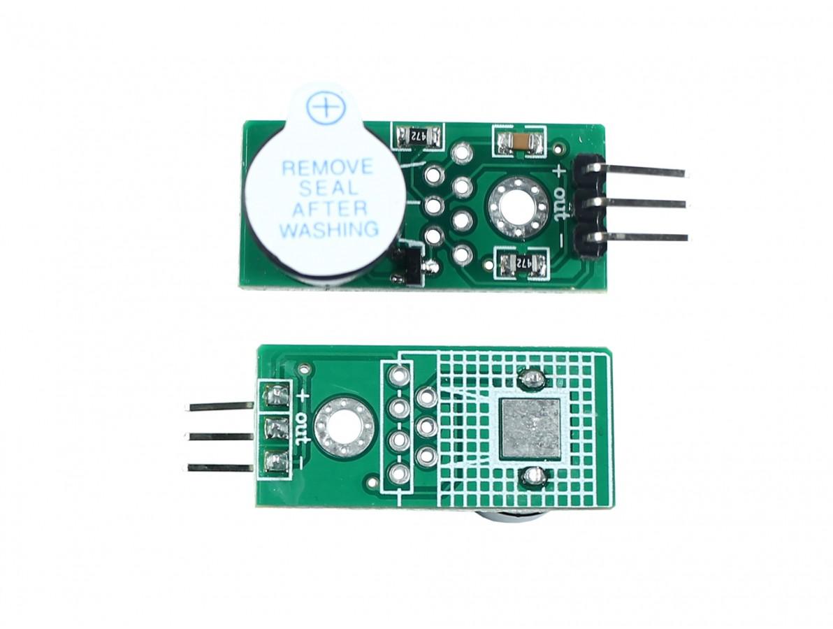 Buzzer Ativo com jumper para Arduino