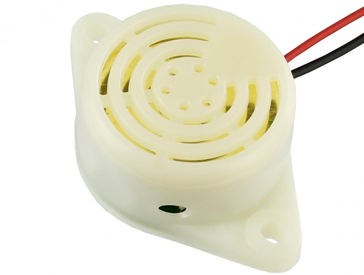 Transdutor Buzzer Piezoelétrico de Alta Capacidade - SFM-27-II
