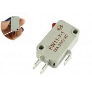 Chave Micro Switch KW11-7-1 3 Terminais