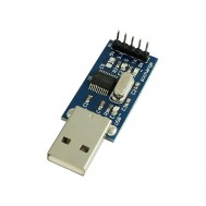 Conversor USB para TTL RS232 CH340 para Arduino Pro Mini, ESP8266 e Atinny - 5 Pinos