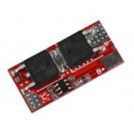Controlador de Carga / Placa de Proteção de Carga BMS para Bateria 18650 1S 10A 4.2V