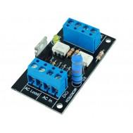 Módulo Dimmer para Arduino / Pic MC-8A com sinal Zero Cross 220V