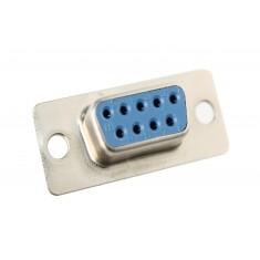 Conector DB9 Serial RS232 - Fêmea