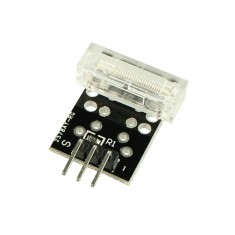 Sensor De Vibração / Sensor de Batida (Choque Mecânico) para Arduino - 2578AY-RG