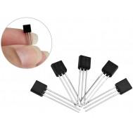 Transistor BC337 NPN para Projetos - Kit com 5 unidades